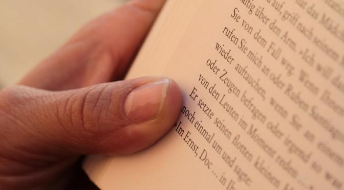 Schreiben bis die Finger glühen…